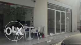 Shop for rent in zouk mikael