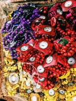 colorful coconut watches