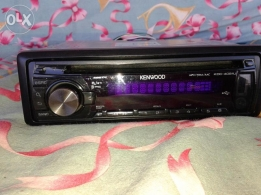 kenwood stereo sound car
