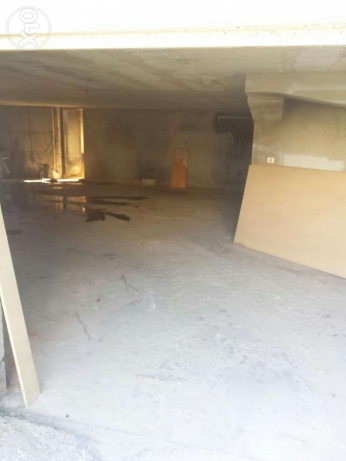 Garage 170m or depot onlyفقط لتخزين البضاعة