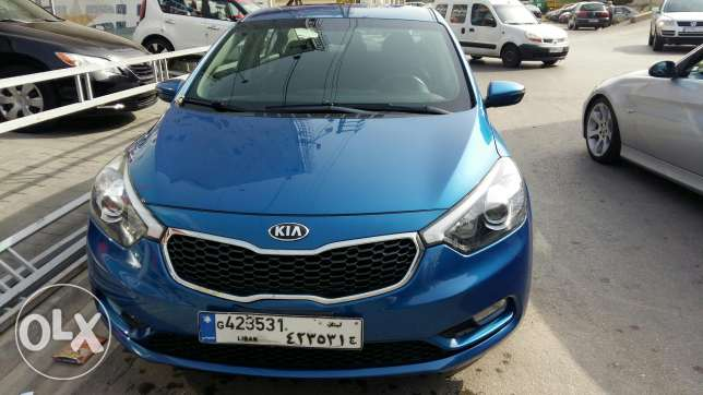Kia Cerato automatic full 2013