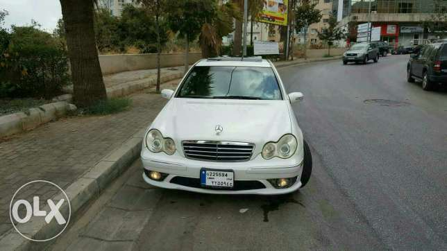 For sale mercedes c230 model 2005 المتن -  2