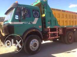 6 Wheel Truck (camion)