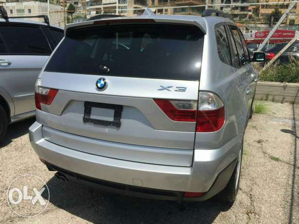 Bmw x3 panoramique ajnaber طبرجا -  4