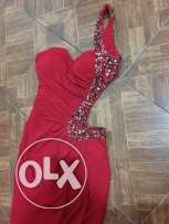 Red Special Dress
