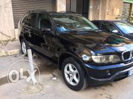 BMW x5 model 2003 for sale
