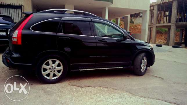 Honda crv 2009 black full equipment