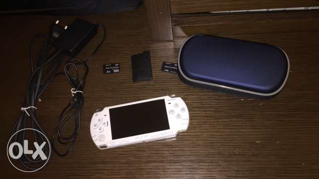 white slim psp for sale