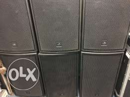 for sale 6 speakers das audio action a series 15""