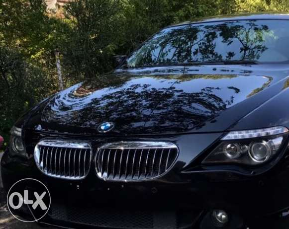 Bmw 645 Ci 2004 full automatic as new