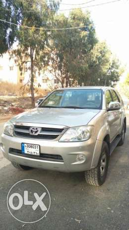 Toyota Fortuner 2006 Mint condition low mileage