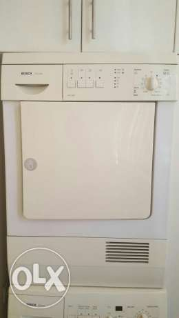 Bosch Dryer Maxx (very clean) المرفأ -  1