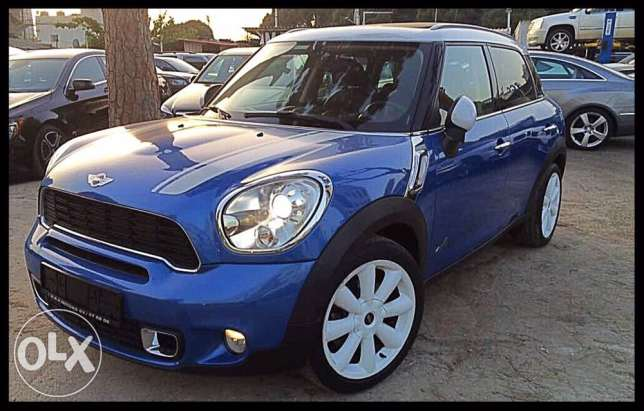 Mini Countryman S All4 2011 Top of the Line Like New!