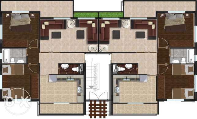 105 sqm for sale in Marwaneyye