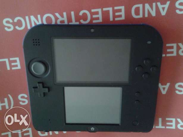 nintendo 2DS like new