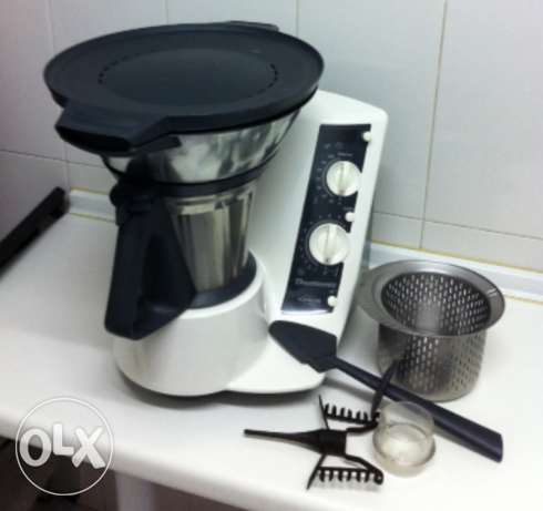 Cooking Machine.(thermomix)