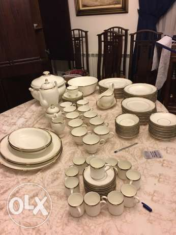 wedge wood table wear 192 pieces
