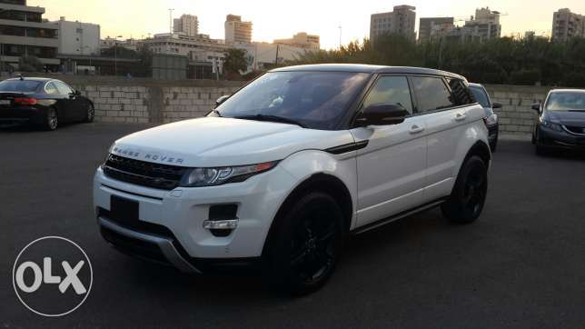 Range rover evogue daynamic أشرفية -  7