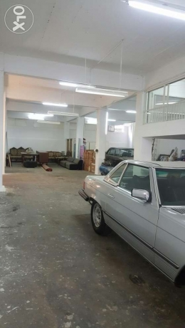 400m2 shop for rent achrafieh
