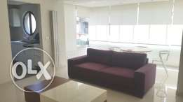amh159 furn apart for rent in Achrafieh, Hotel Alexandre area, 90m2
