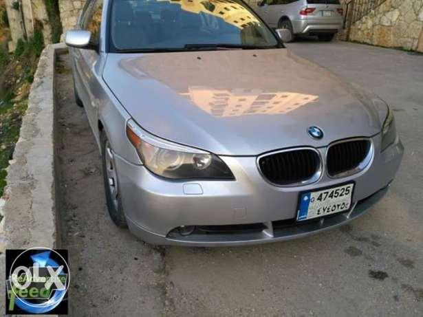 Bmw 525 like new sale or trade