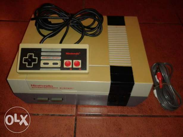 nintendo nes complete good condition
