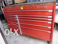 Snap-on Made in USA toolbox only