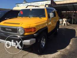 For sale FJ cruiser 2009