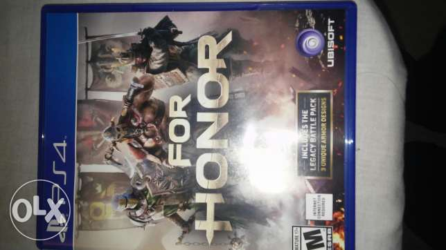 For honor on ps4