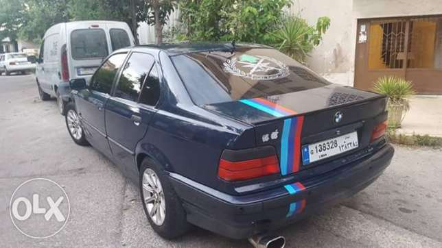 Bmw boy 320i vanous model 95 هلالية -  2