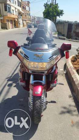 honda gold wing 1500 cc
