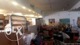 375 m2 showroom for sale in Mansourieh (main road)