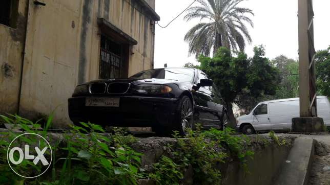 BMW 318 NEW BOOY 2001