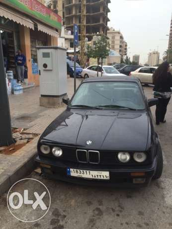 BMW 318 +hard top nice car
