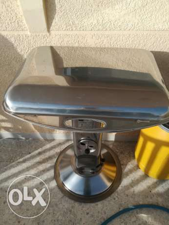 Used BBQ GRILL - Made in Germany (LANDMANN)