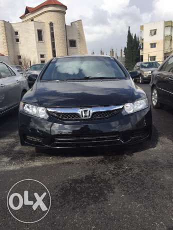 honda civic model 2010