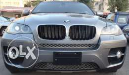 BMW X6 xdrive 3.5 i , 2009 , sport package , fully loaded , dark gray