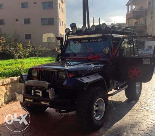 Archive customized jeep wrangler 4x4 offroad chouf olxliban customized jeep wrangler 4x4 offroad chouf image 7 sciox Image collections