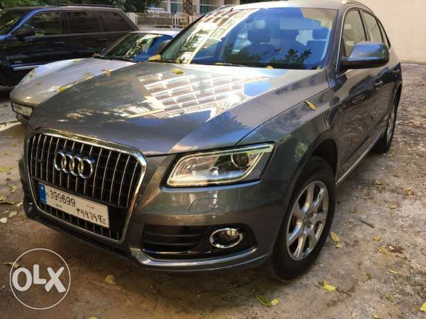 Audi Q5 2014 as new 25,000km -priced to sell!