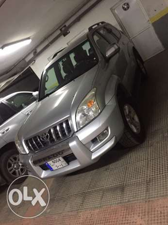 Toyota prado 2004 Vx like new