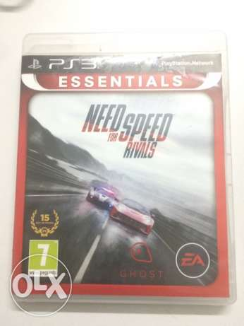 Need for speed rivals سوديكو -  2