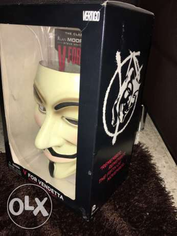 V For Vendetta جديدة -  1