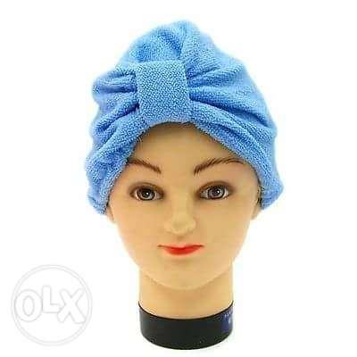 #Hair Drying Cap water Absorptive Thin Fibre