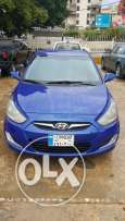 Hyundai Accent Model 2012
