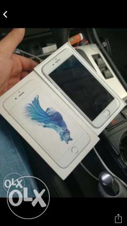 iphone 6s 16 g as neww bas we2fe l basme