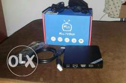 Android tv with kodi to watch all channels