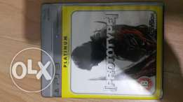 Prototype for PS3- platinum cover
