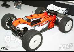 Serpent truggy rc hpi traxxas losi axial