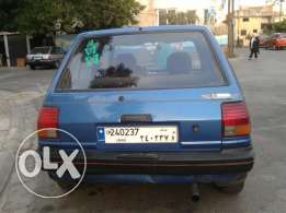 toyota starlet in good condition