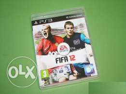 ps3 game fifa 12 pal zone 2 perfect condition
